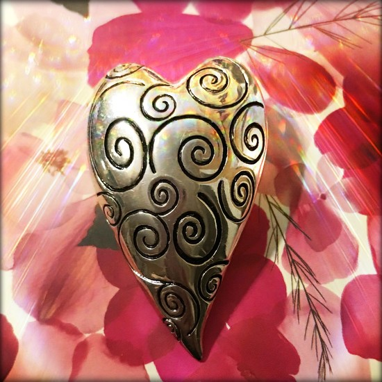 Heart Swirls by marilyn