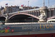 26th Feb 2018 - Bienvenue à Lyon