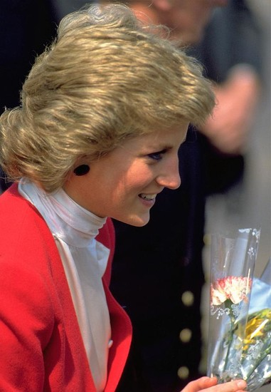 111 Diana Princess of Wales by travel