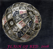 28th Feb 2018 - Flash of Red 2018
