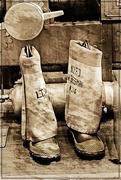 27th Feb 2018 - Fireman's Boots