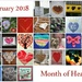 Month of Hearts 2018