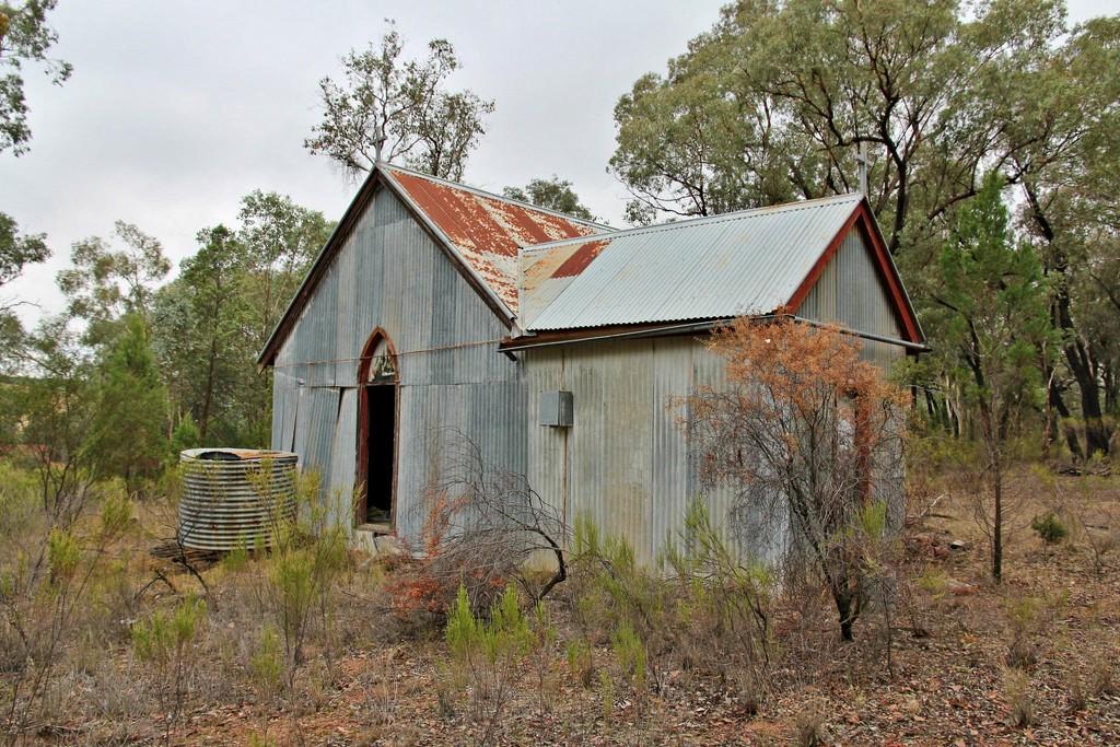 Church on the Hill #3 by leggzy