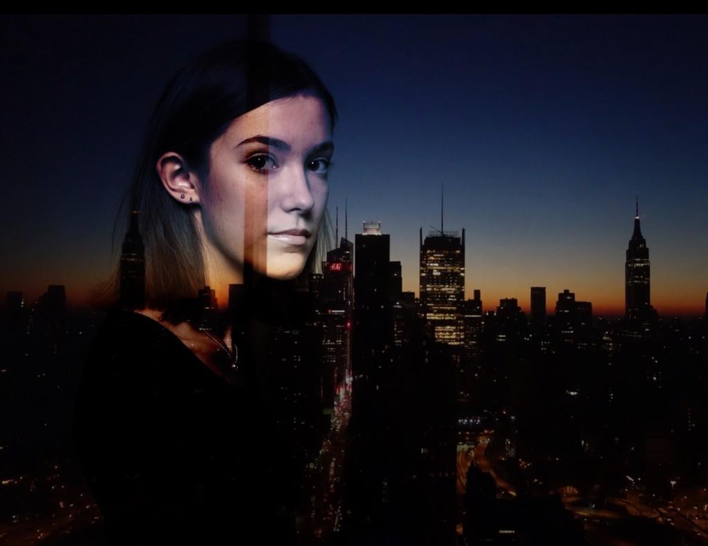 Alone in New york. by cocobella