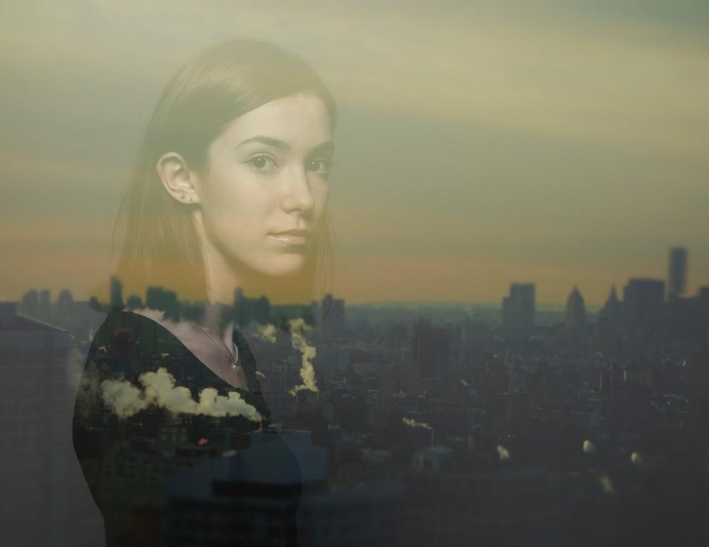 Alone in the city. by cocobella