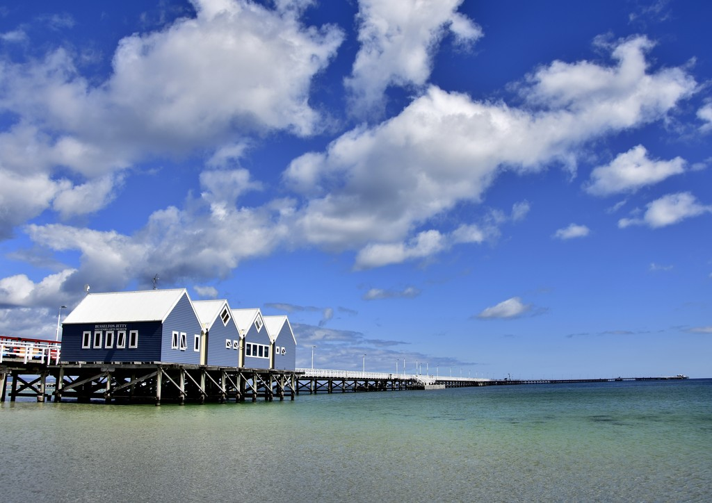 Busselton Jetty_DSC4061 by merrelyn