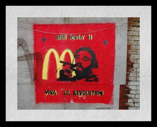 Viva La Revolution... by ajisaac