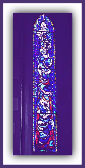 Purple bookmark  by beryl