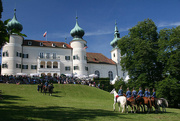 2nd May 2019 - 122 Artstetten Castle in June