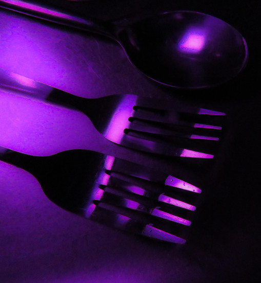 Fork fork spoon... by m2016