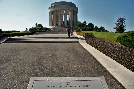 126 Montsec American Monument by travel