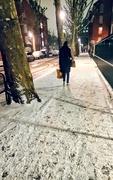 2nd Mar 2018 - Snowy evening walk