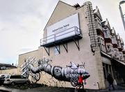 4th Mar 2018 - Street art by Phlegm