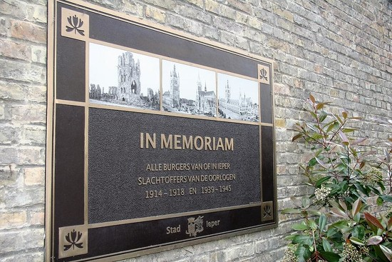 119 In Memoriam - Ypres (Ieper) by travel