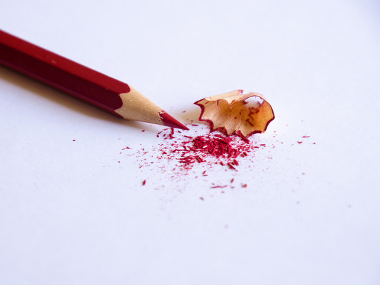Red Pencil by salza