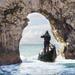 Surprise as Gondolier Arrives in Dorset