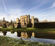 7th Mar 2018 - Hever Castle in the sunshine