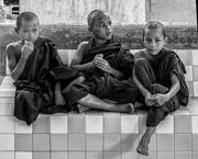 8th Mar 2018 - Three wise monks