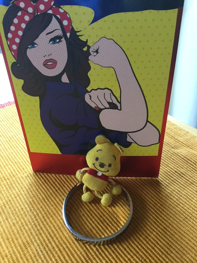 Mini Winnie stands up for women by allie912
