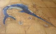 9th Mar 2018 - Swordfish Mosaic