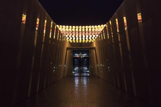 Enlighten Canberra - Lantern Tunnel by nicolecampbell