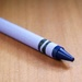 Indigo crayon
