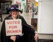 10th Mar 2018 - Suffragette