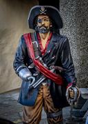 7th Mar 2018 - Pirate
