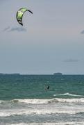 11th Mar 2018 - kite surfing