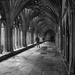 Cathedral Cloisters by fbailey