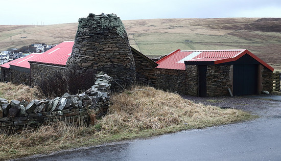 Croft Outbuildings by lifeat60degrees
