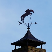13th Mar 2018 - weather vane