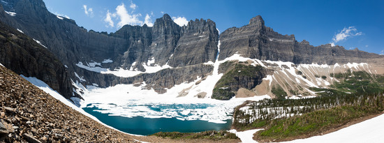 Iceberg Lake by grizzlysghost