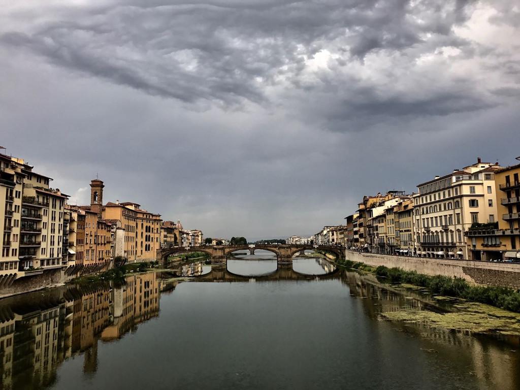 Ponte Vecchio by mv_wolfie