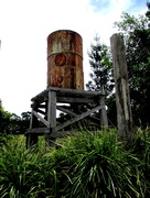 15th Mar 2018 - Old  Tank stand  Cooroy