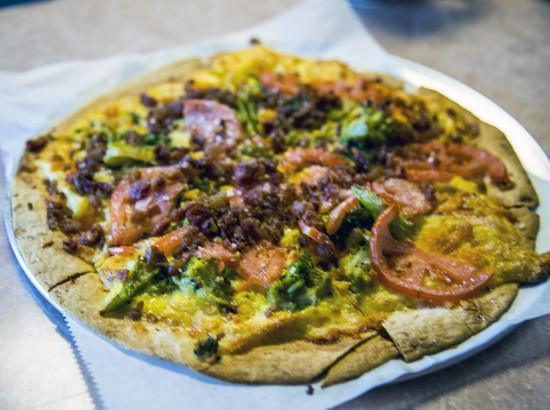Breakfast Pizza PI by hjbenson