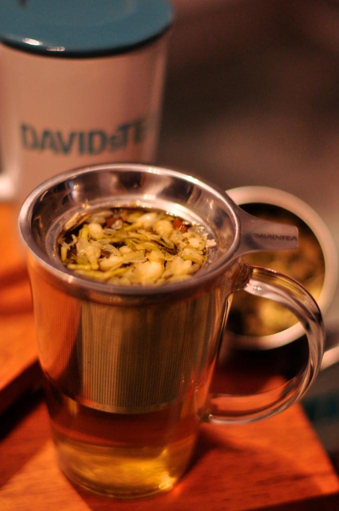 David's Tea by dora
