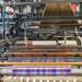 Belt driven loom