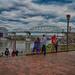 Riverfront rest