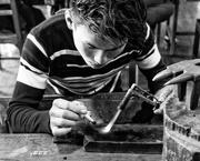 17th Mar 2018 - Making silver jewellery