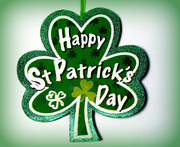 17th Mar 2018 - Happy St. Patrick's Day
