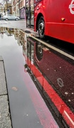 15th Mar 2018 - Bus and puddle