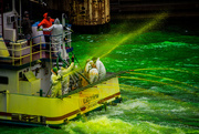 17th Mar 2018 - Greening the Chicago River