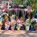 Roadside flower shop