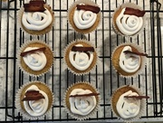 18th Mar 2018 - World Minute 17:47 - Maple Bacon Cupcakes
