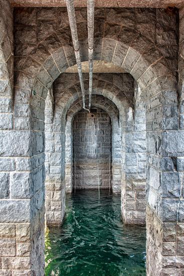 Saville Dam, Part 2 by batfish
