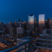 Blue Hour Panorama