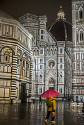 19th Mar 2018 - Rainy Night in Florence