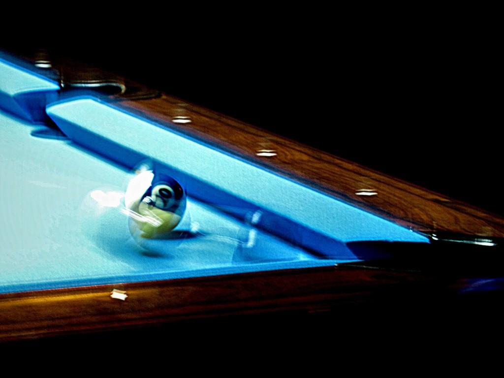 Blurred Billiards by granagringa