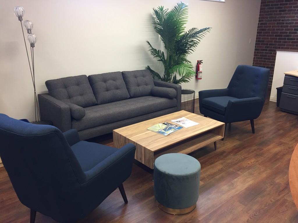 New lounge area by bilbaroo